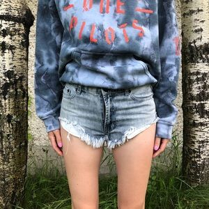 One Teaspoon Rollers Jean Shorts
